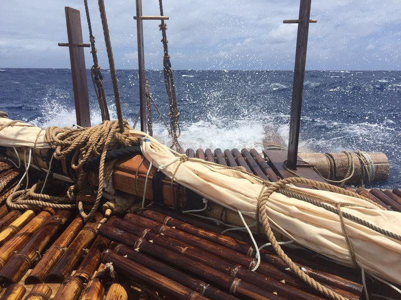 «Записки судового врача»: тюменец присоединился к экспедиции Kon-Tiki II 2